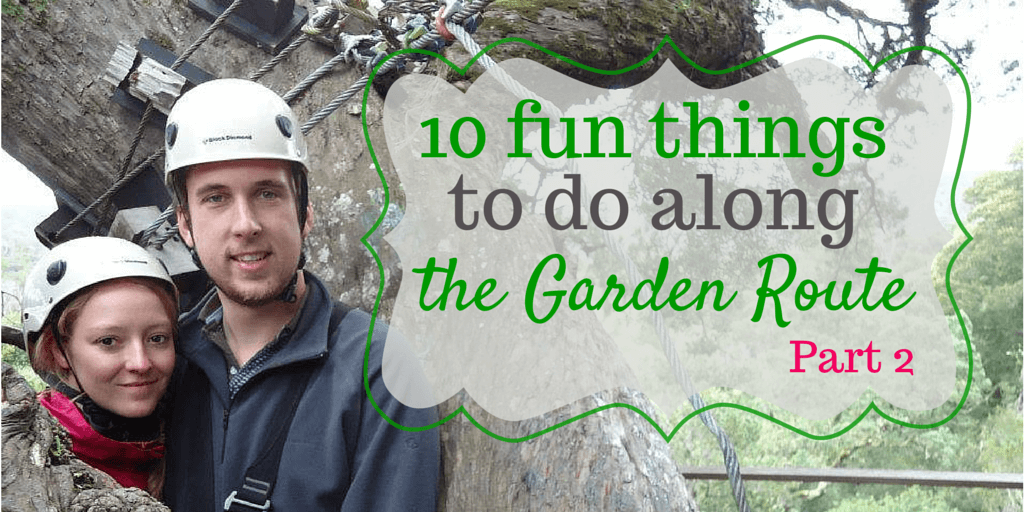 10 fun things to do on the Garden Route – Part 2
