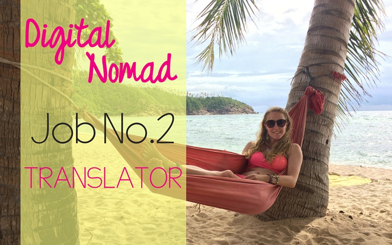 How to make money as a digital nomad translator